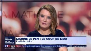 Pascale De La Tour Du Pin dans la Matinale - 28/02/18 - 02