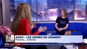 Pascale De La Tour Du Pin dans la Matinale - 28/02/18 - 08