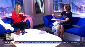 Pascale De La Tour Du Pin dans la Matinale - 28/02/18 - 10