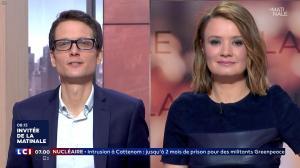 Pascale De La Tour Du Pin dans la Matinale - 28/02/18 - 14
