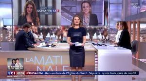 Pascale De La Tour Du Pin dans la Matinale - 28/02/18 - 16