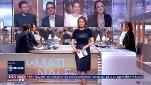 Pascale De La Tour Du Pin dans la Matinale - 28/02/18 - 18