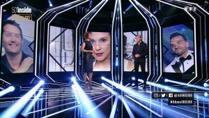 Sandrine Quétier dans 50 Minutes Inside - 30/12/17 - 02