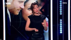 Sandrine Quétier dans 50 Minutes Inside - 30/12/17 - 09