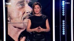 Sandrine Quétier dans 50 Minutes Inside - 30/12/17 - 16