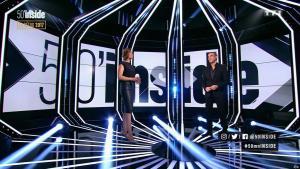 Sandrine Quétier dans 50 Minutes Inside - 30/12/17 - 19