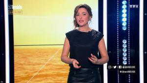 Sandrine Quétier dans 50 Minutes Inside - 30/12/17 - 21
