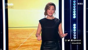 Sandrine Quétier dans 50 Minutes Inside - 30/12/17 - 22