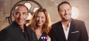 Sandrine Quétier dans Spot de TF1 - 01/01/18 - 01