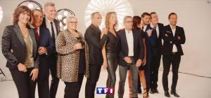 Sandrine Quétier dans Spot de TF1 - 01/01/18 - 02