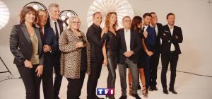 Sandrine Quétier dans Spot de TF1 - 01/01/18 - 03