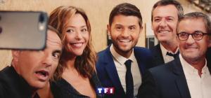 Sandrine Quétier dans Spot de TF1 - 01/01/18 - 04