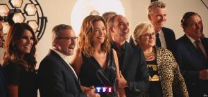 Sandrine Quétier dans Spot de TF1 - 01/01/18 - 05