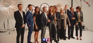 Sandrine Quétier dans Spot de TF1 - 01/01/18 - 06