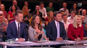 Tatiana Laurens Delarue dans c'est Que de la Télé - 02/03/18 - 04