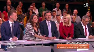 Tatiana Laurens Delarue dans c'est Que de la Télé - 02/03/18 - 05