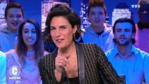 Alessandra Sublet dans c'est Canteloup - 29/01/19 - 02