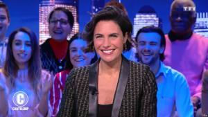 Alessandra Sublet dans c'est Canteloup - 29/01/19 - 03