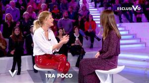 Alessia Marcuzzi dans Verissimo - 19/01/19 - 01