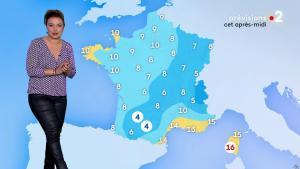 Anaïs Baydemir à la Météo - 01/01/19 - 02