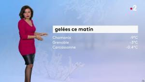 Anaïs Baydemir à la Météo de Midi - 17/01/19 - 02