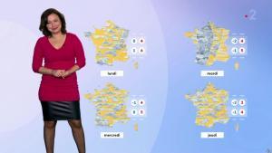Anaïs Baydemir à la Météo de Midi - 17/01/19 - 06