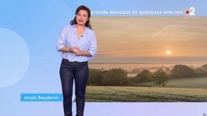 Anais Baydemir à la Météo de Midi - 20/12/18 - 01