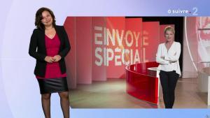 Anaïs Baydemir à la Météo du Soir - 17/01/19 - 04