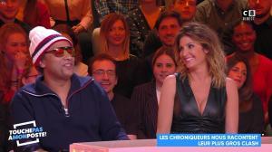 Caroline Ithurbide dans Touche pas à mon Poste - 04/03/19 - 03