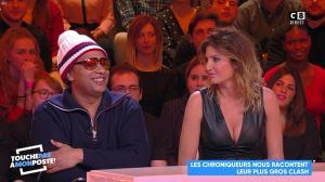 Caroline Ithurbide dans Touche pas à mon Poste - 04/03/19 - 04