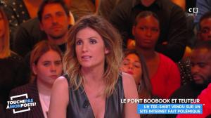 Caroline Ithurbide dans Touche pas à mon Poste - 04/03/19 - 06