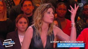 Caroline Ithurbide dans Touche pas à mon Poste - 04/03/19 - 07