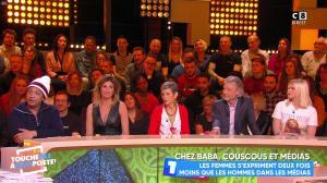 Caroline Ithurbide dans Touche pas à mon Poste - 04/03/19 - 09