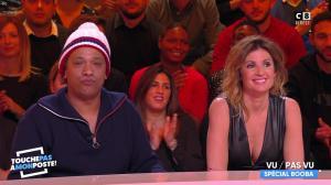 Caroline Ithurbide dans Touche pas à mon Poste - 04/03/19 - 12