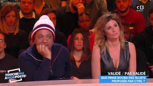 Caroline Ithurbide dans Touche pas à mon Poste - 04/03/19 - 17