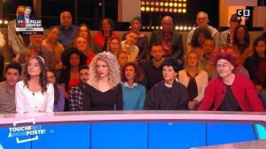 Delphine Wespiser dans Touche pas à mon Poste - 16/01/19 - 10