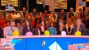 Delphine Wespiser dans Touche pas à mon Poste - 16/01/19 - 11