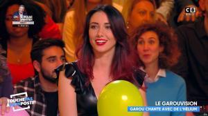 Delphine Wespiser dans Touche pas à mon Poste - 16/01/19 - 16