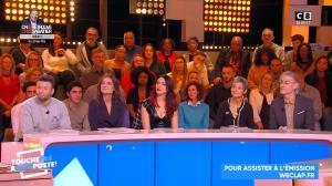 Delphine Wespiser dans Touche pas à mon Poste - 16/01/19 - 17