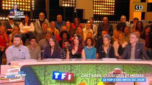 Delphine Wespiser dans Touche pas à mon Poste - 16/01/19 - 18
