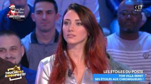 Delphine Wespiser dans Touche pas à mon Poste - 19/12/18 - 10