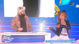 Francesca Antoniotti dans Touche pas à mon Poste - 14/01/19 - 01