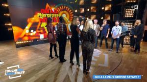 Kelly Vedovelli, Nabilla et Delphine Wespiser dans Touche pas à mon Poste - 25/10/18 - 01