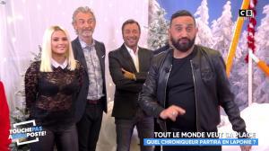 Kelly Vedovelli dans Touche pas à mon Poste - 01/11/18 - 04