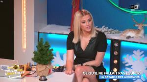Kelly Vedovelli dans Touche pas à mon Poste - 04/12/18 - 01