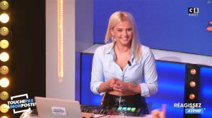 Kelly Vedovelli dans Touche pas à mon Poste - 10/09/18 - 03