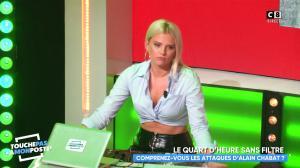 Kelly Vedovelli dans Touche pas à mon Poste - 10/09/18 - 04