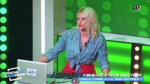 Kelly Vedovelli dans Touche pas à mon Poste - 12/09/18 - 02
