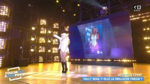 Kelly Vedovelli dans Touche pas à mon Poste - 13/09/18 - 01