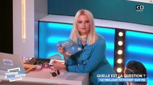 Kelly Vedovelli dans Touche pas à mon Poste - 18/10/18 - 06